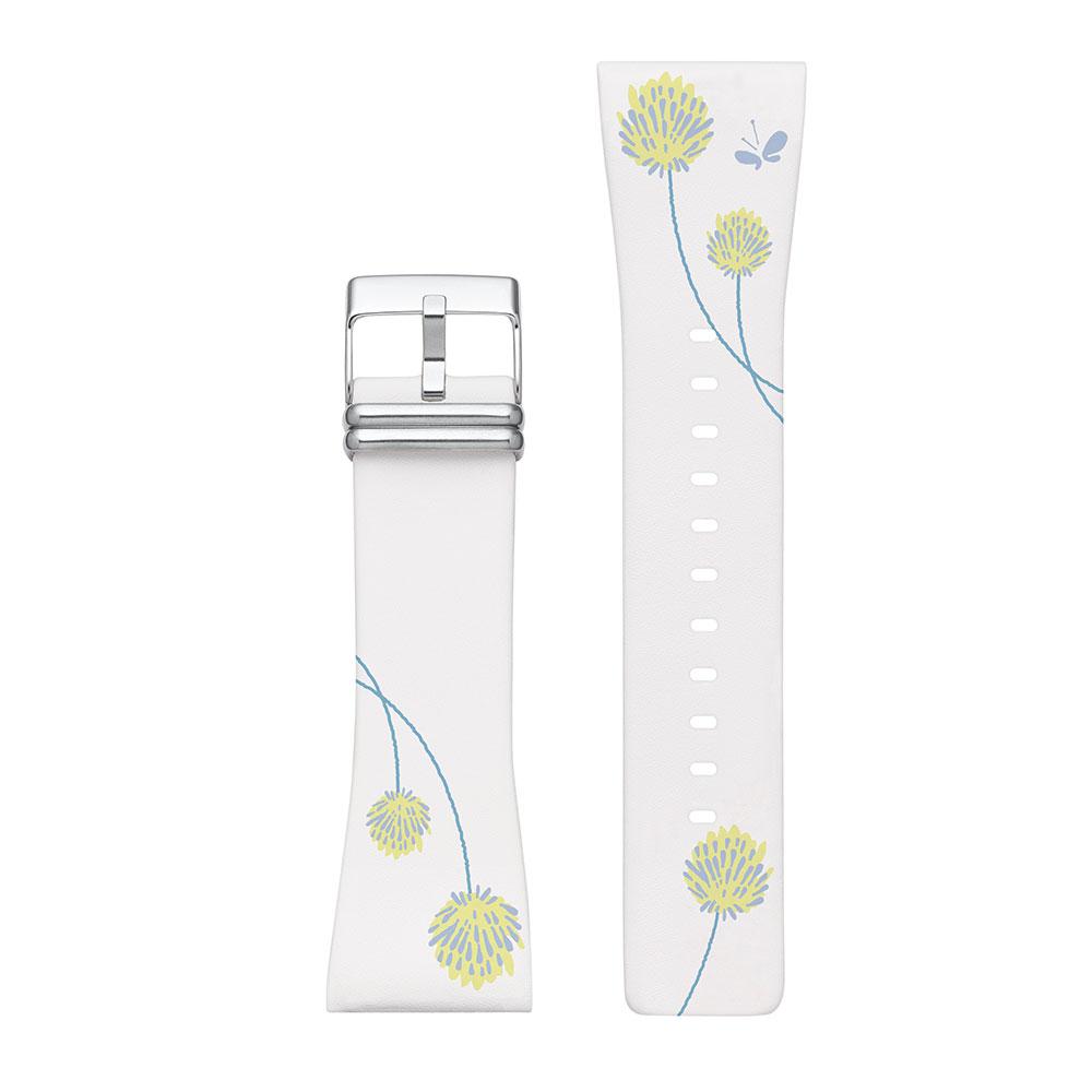 Smart Canvas 錶帶 花漾系列(白蒲公英) @ Y!購物