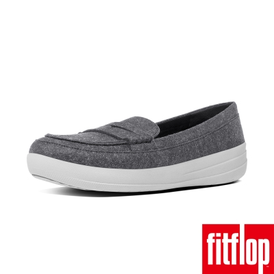 FitFlop TM-F-SPORTY TM PENNY LOAFERS-灰色