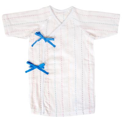 BOBO 三層紗長紗布衣