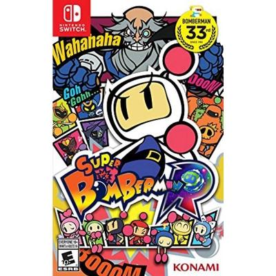 超級轟炸超人 R -Nintendo Switch 中英日文美版