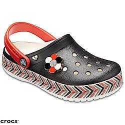 Crocs 卡駱馳 (童鞋) 茱兒X卡駱班克駱格 205244-066