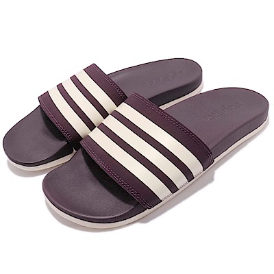 adidas拖鞋Adilette Cloudfoam女鞋