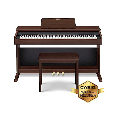 CASIO卡西歐原廠CELVIANO經典入門數位鋼琴AP-270