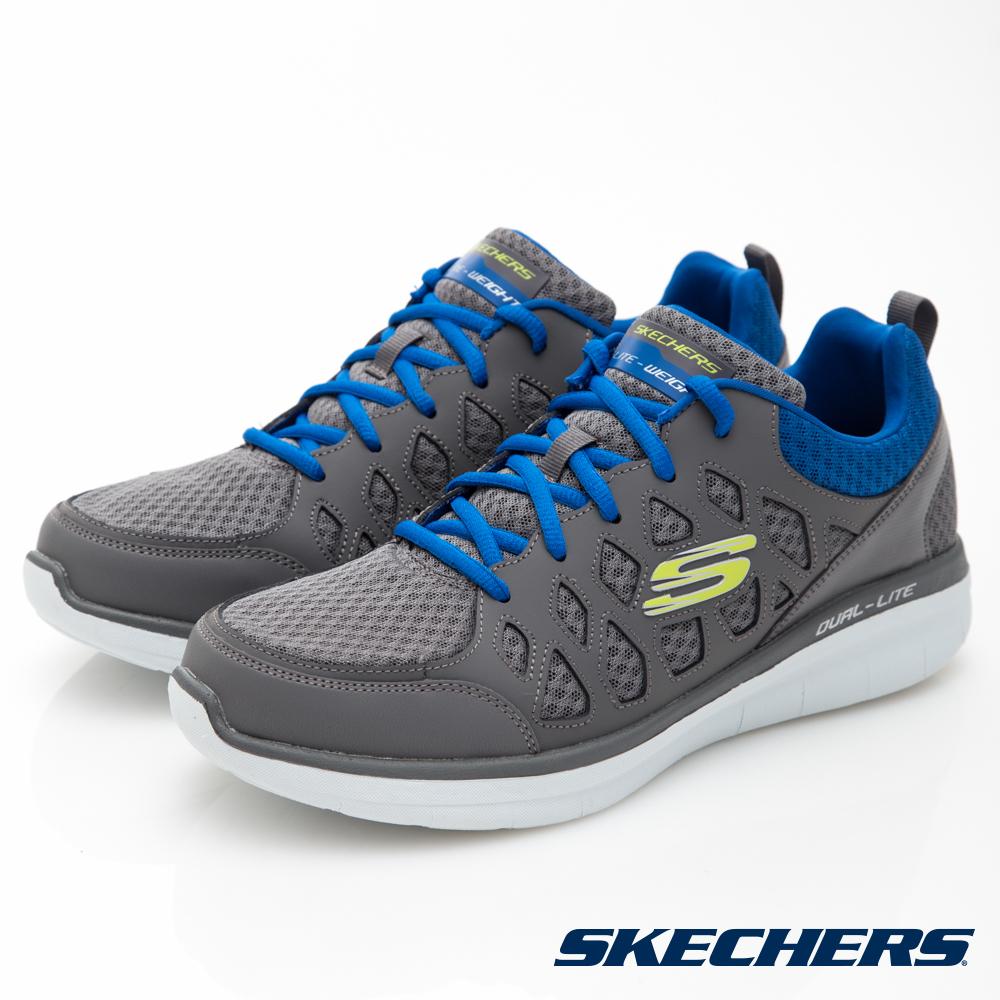 SKECHERS (男) 運動系列 SYNERGY 2.0 - 52655CCBL