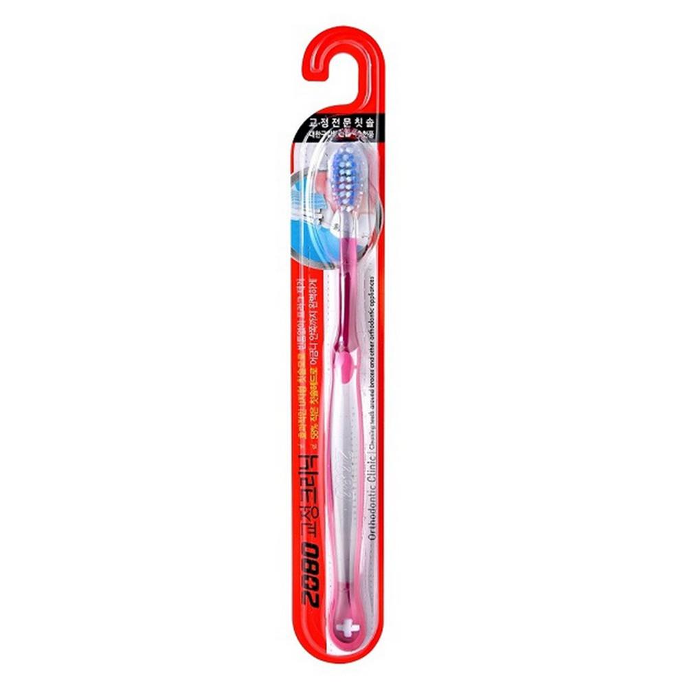 韓國2080 矯正v型牙刷