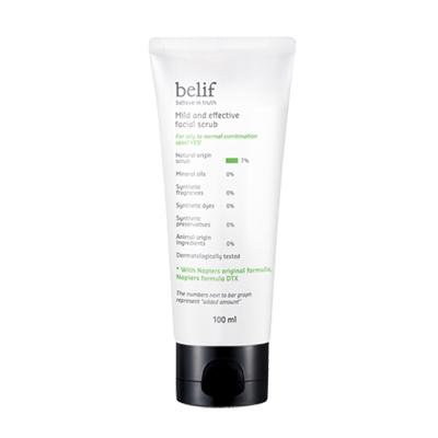 belif - 棉花纖維素去角質凝膠100ml