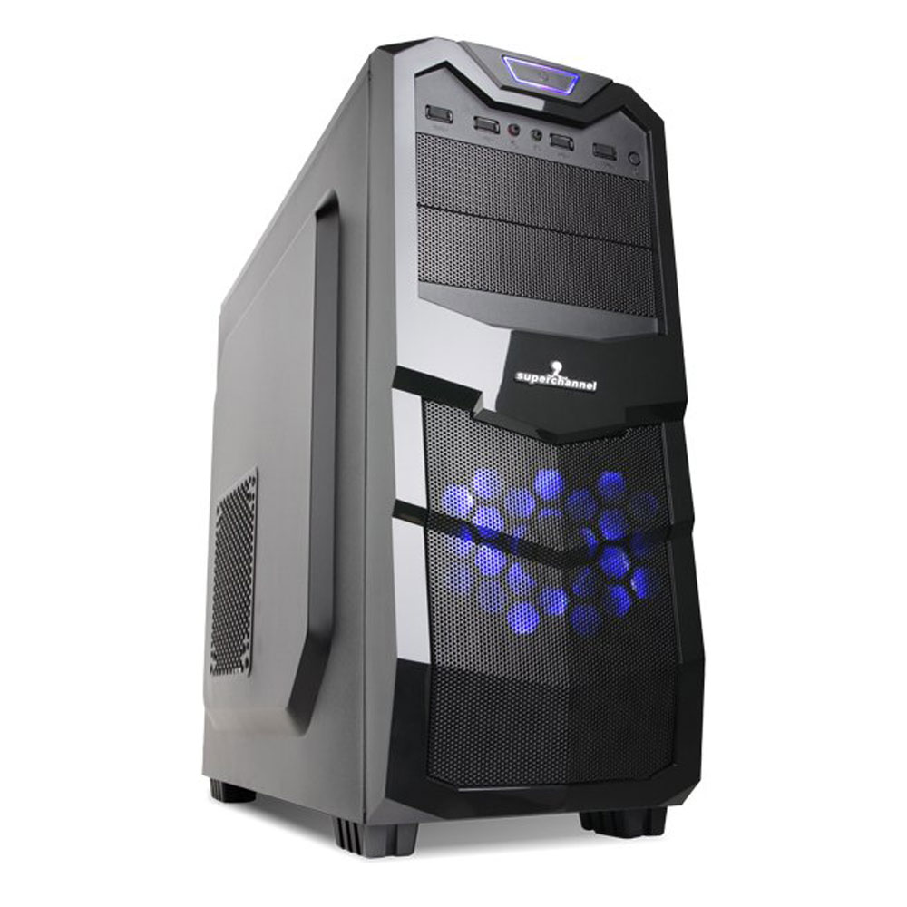 微星H170平台【杜布倫】6代i5四核獨顯極速電競電腦