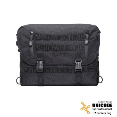 UNICODE H2 Camera Bag 軍事攝影包 基本款-經典黑