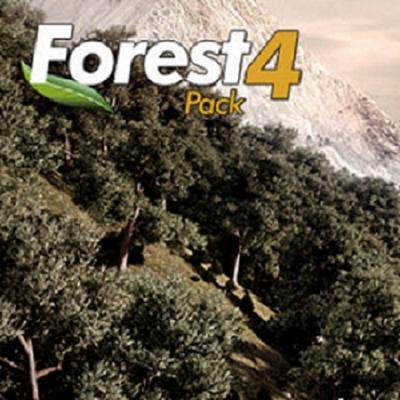 Forest Pack Pro 4.x單機版 (下載)