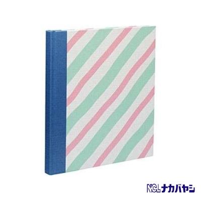 日本 Nakabayashi 自黏相本 雲彩相本(藍邊)