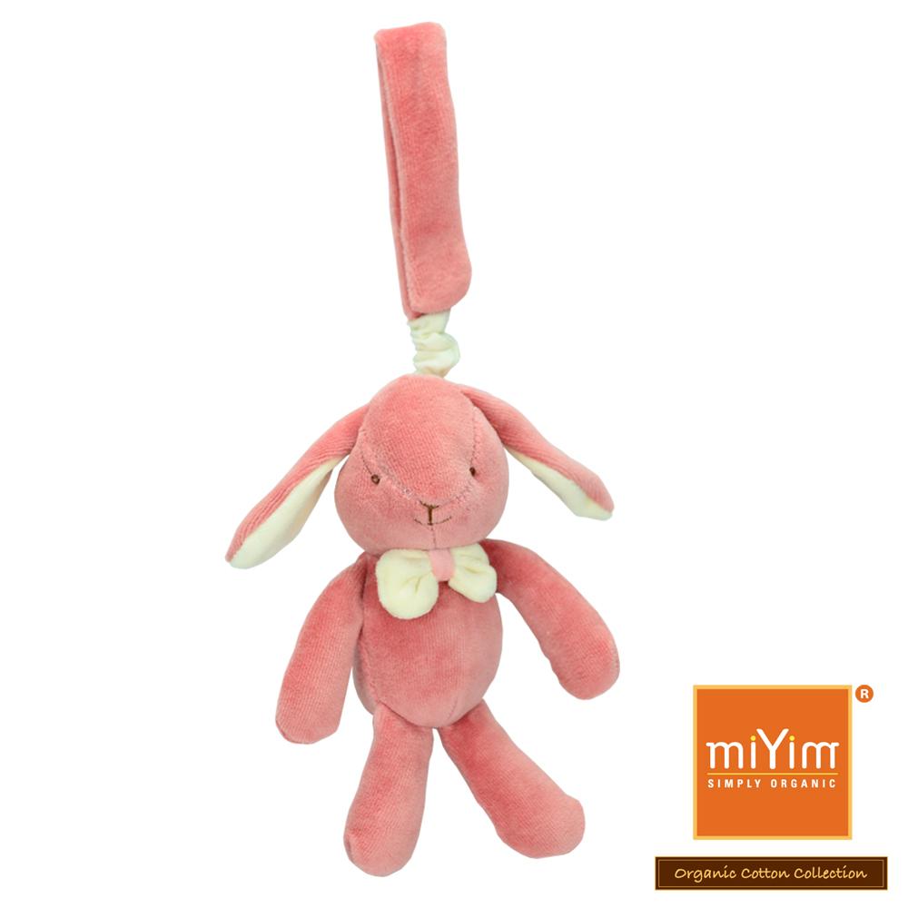 美國miYim有機棉 推車吊掛系列-邦妮兔兔