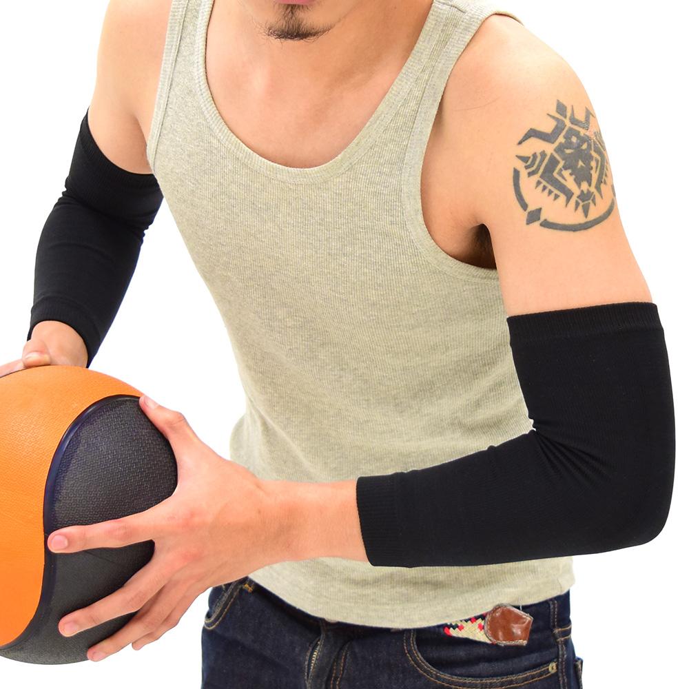 全臂式彈性透氣護肘套