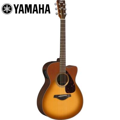 YAMAHA FSX800CSB 電民謠木吉他 沙漠漸層色 @ Y!購物