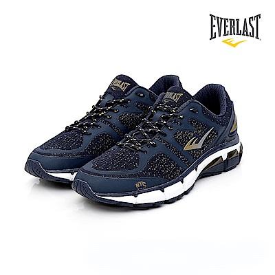 EVERLAST 復古慢跑鞋-男-深藍
