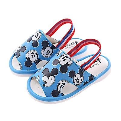 迪士尼米奇鬆緊帶幼兒嗶嗶鞋 sk0314 魔法Baby
