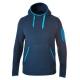 【Berghaus 貝豪斯】男款 FONT 連帽刷毛保暖上衣H51M03-藍 product thumbnail 1