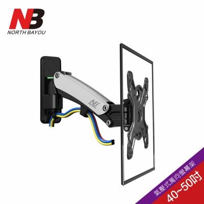 NB 40-50吋氣壓式液晶螢幕壁掛架/F350