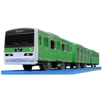 PLARAIL鐵道王國-E231系山手線50周年紀