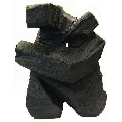 大*創意時尚歐風*青銅色太極砂岩雕塑rock18