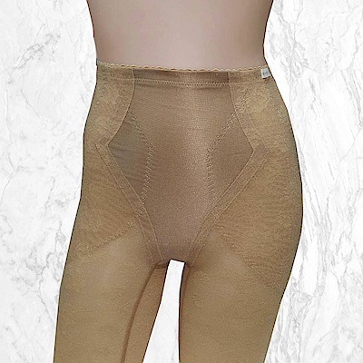 BVD Ladies  PERFECT SLIM系列系列 3分束腹褲(摩卡色)