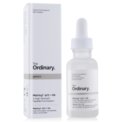 The Ordinary Matrixyl 10% + HA 高強度胜?配方30ml