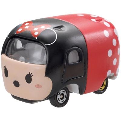 迪士尼小汽車-TSUMTSUM-米妮