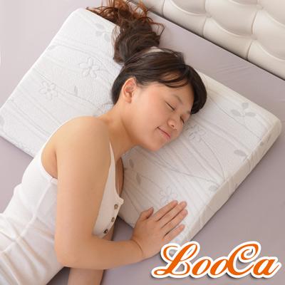LooCa 特級舒鼾完美護肩頸特大枕 <b>2</b>入