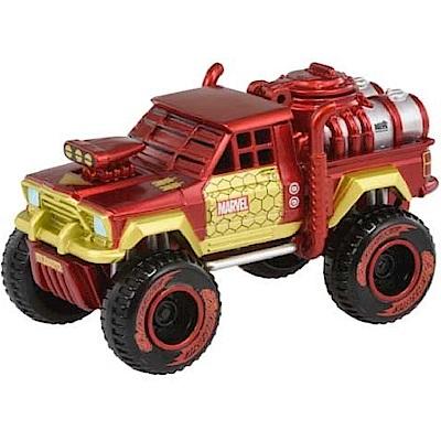 任選TOMICA漫威 T.U.N.E. 4WD越野車DS11082多美小汽車