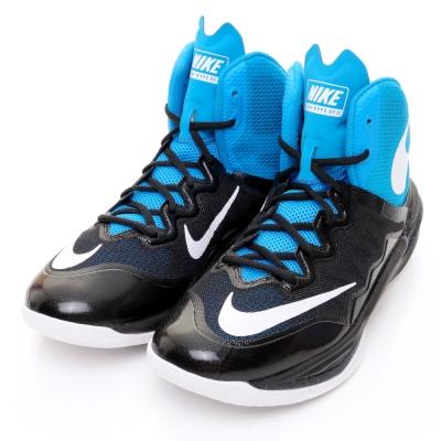 NIKE-PRIME HYPE DF男籃球鞋-黑藍