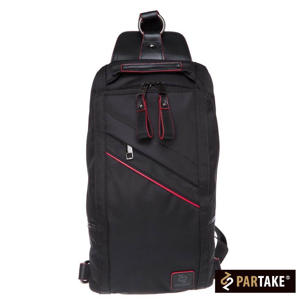 PARTAKE A3系列-單肩後背包-黑 PT15-A3-61BK
