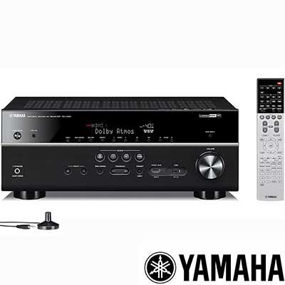 Yamaha RX-V681 7.2聲道 AV 擴大機