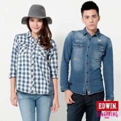 EDWIN 穿搭2折起 襯衫↘600 牛仔褲↘790
