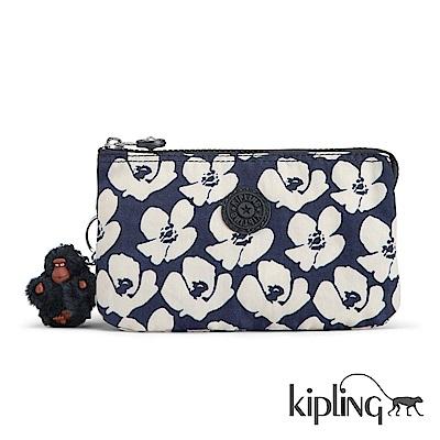 Kipling 零錢包 夏日時光花卉印花-小