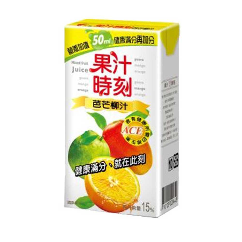 光泉果汁時刻-芭芒柳汁 300ml   (6入)