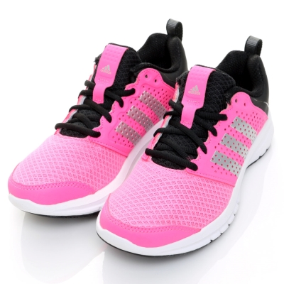 ADIDAS-MADORU女慢跑鞋M21576-桃紅