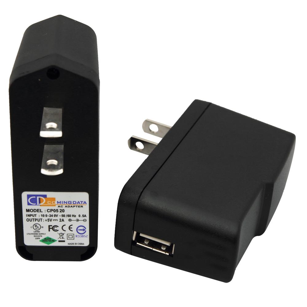 《通過BSMI安規》2A大電流AC轉USB充電器