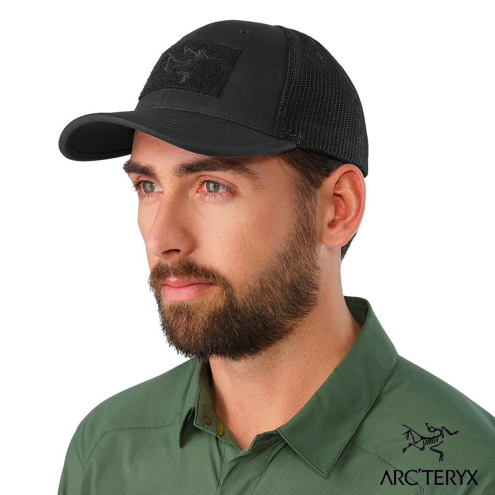 Arcteryx 始祖鳥 24系列 棒球卡車帽 黑