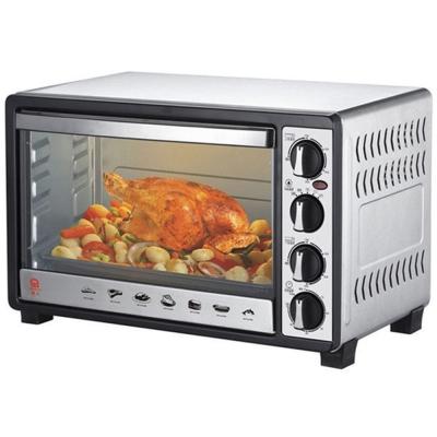 晶工牌30L雙溫控全不鏽鋼旋風烤箱JK-7303