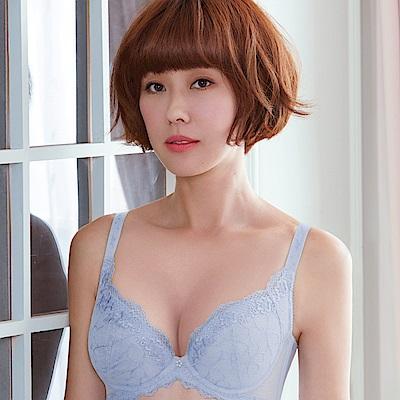 推Audrey-舒波開運 提托款C-F罩內衣(富貴藍)