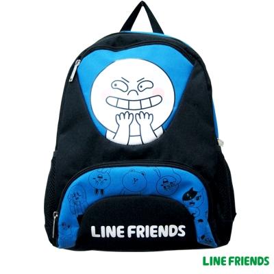 LINE FRIENDS  饅頭人後背包_LI5173