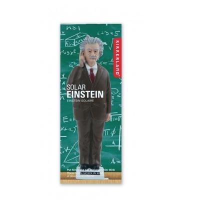 賽先生科學-太陽能愛因斯坦搖手公仔