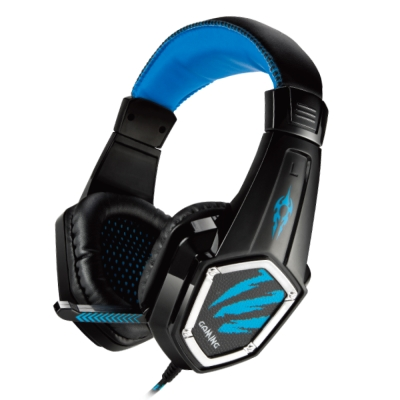 TCSTAR雙耳頭戴式耳機麥克風TCE9000BU