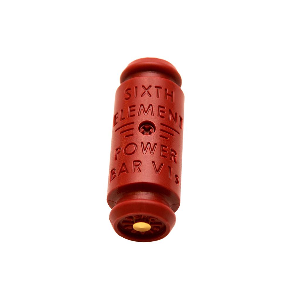 第六元素電集棒V1s紅色超級版 優惠組合