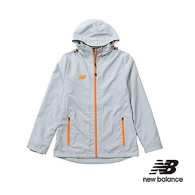 New Balance 防風保暖風衣外套 WSJM532SVM 女性 灰色