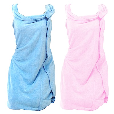 百變浴巾/海灘巾二條