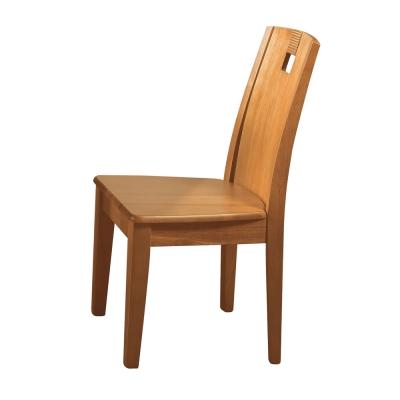 AT HOME-妙麗實木餐椅