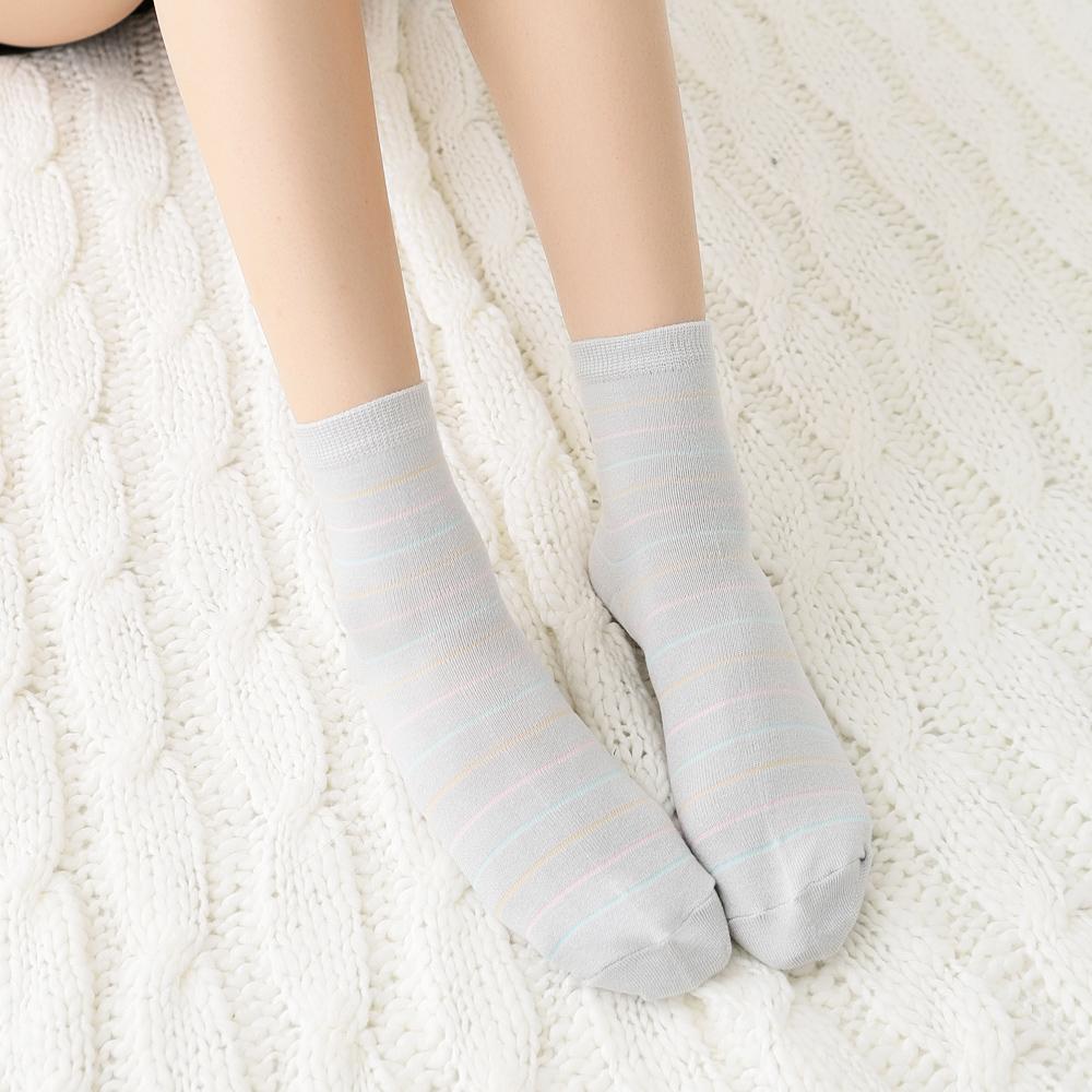 蒂巴蕾  絹少女襪-北歐極簡