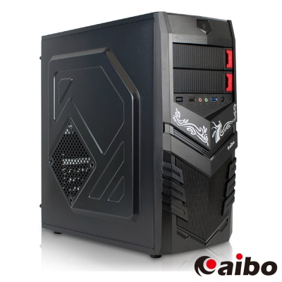 aibo 火鳳凰 USB3.0 二大 電腦機殼