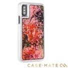 美國 Case-Mate iPhone X Waterfall 亮粉瀑布保護殼-螢光粉