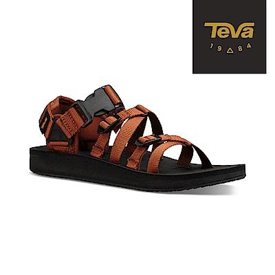 TEVA 美國 男 Alp Premier 機能運動涼鞋 焦糖色